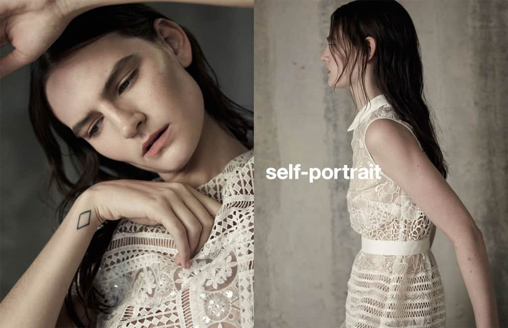 LABEL TO WATCH: self-portrait