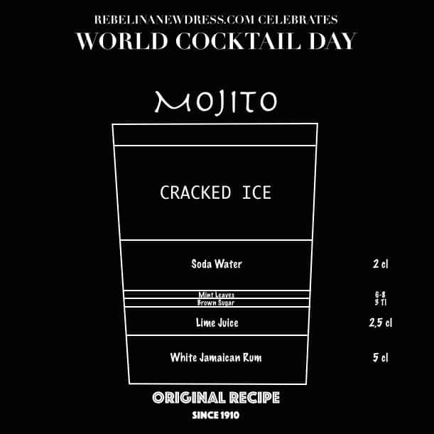 mojito world cocktail day