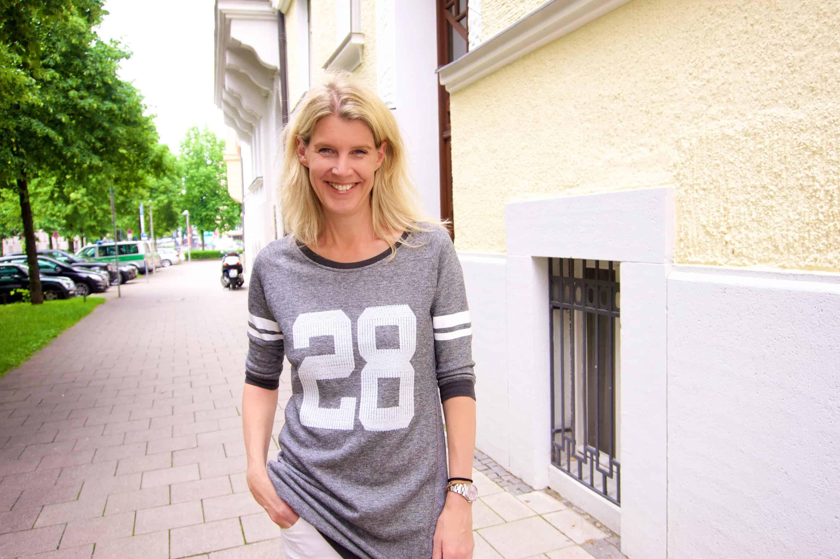 Lebte lange in Prag - jetzt wieder zurück in München: Susan