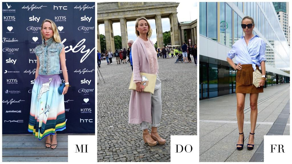 STYLE DIARY: Meine 3 Lieblingslooks auf der Berlin Fashion Week