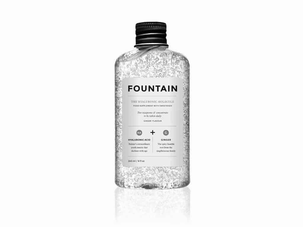 IM TEST: Fountain The Hyaluronic Molecule