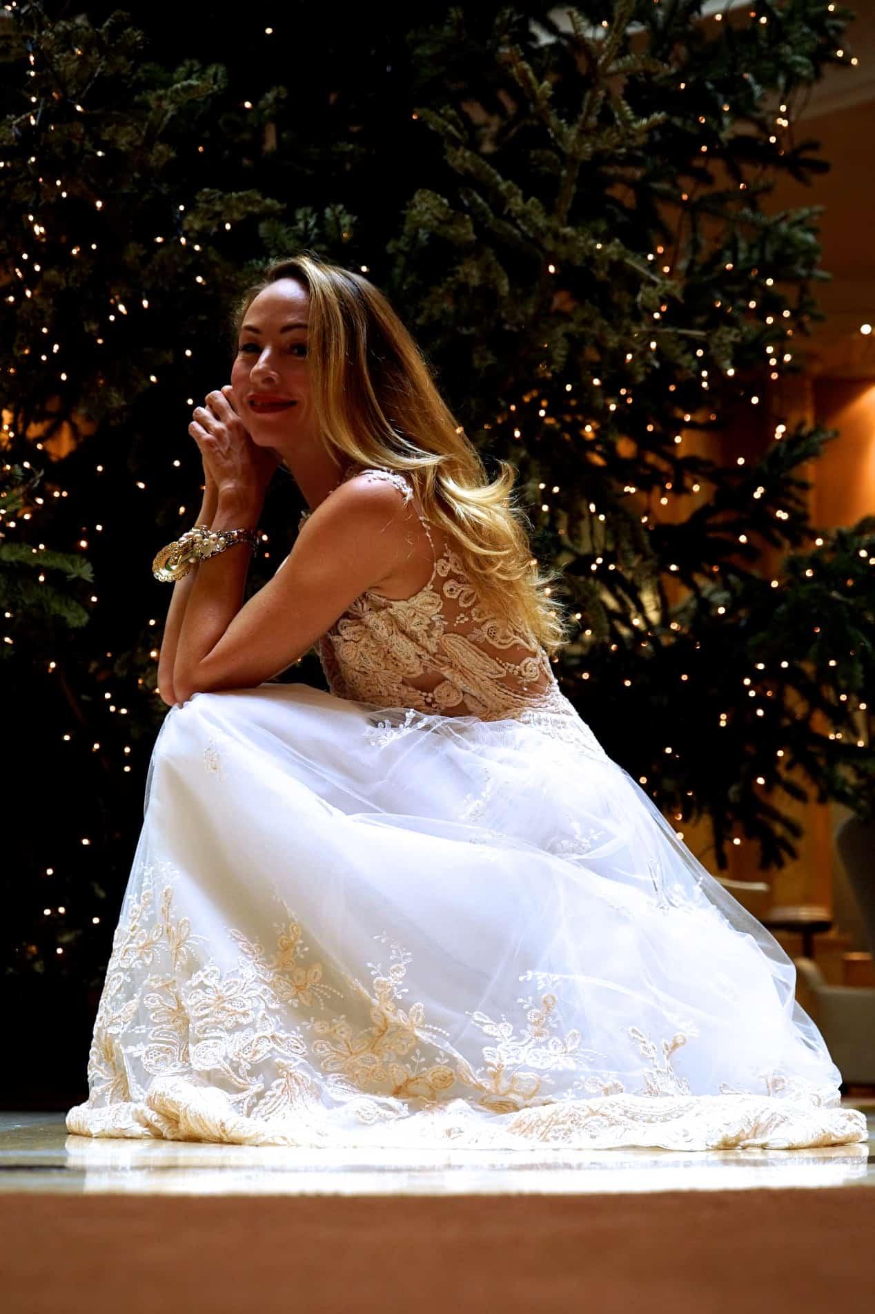 ophelia blaimer rebel in a new dress