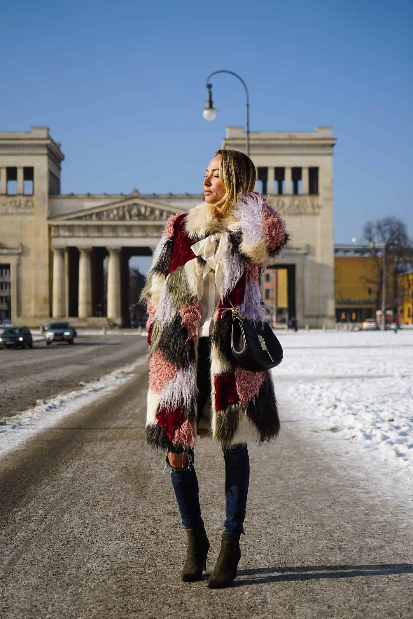 fake fur asos nicki nowicki ü40 blogger 40+