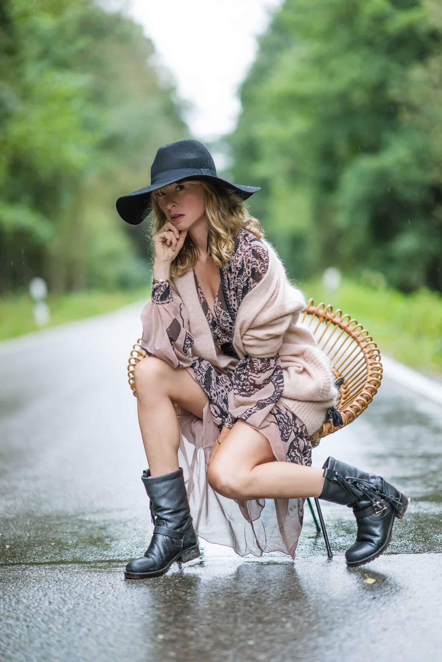 Nicki nowicki Boho Style Ü40 Blogger 40+