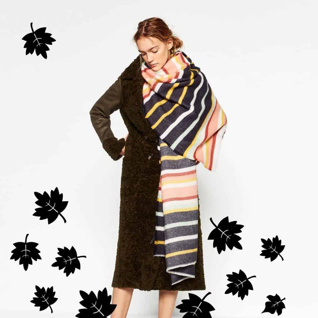 Trend Oversize Schal