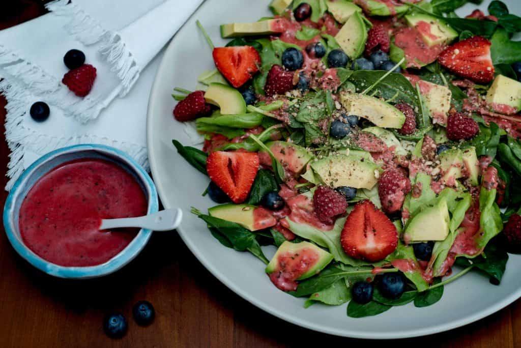 Fresh! Sommersalate