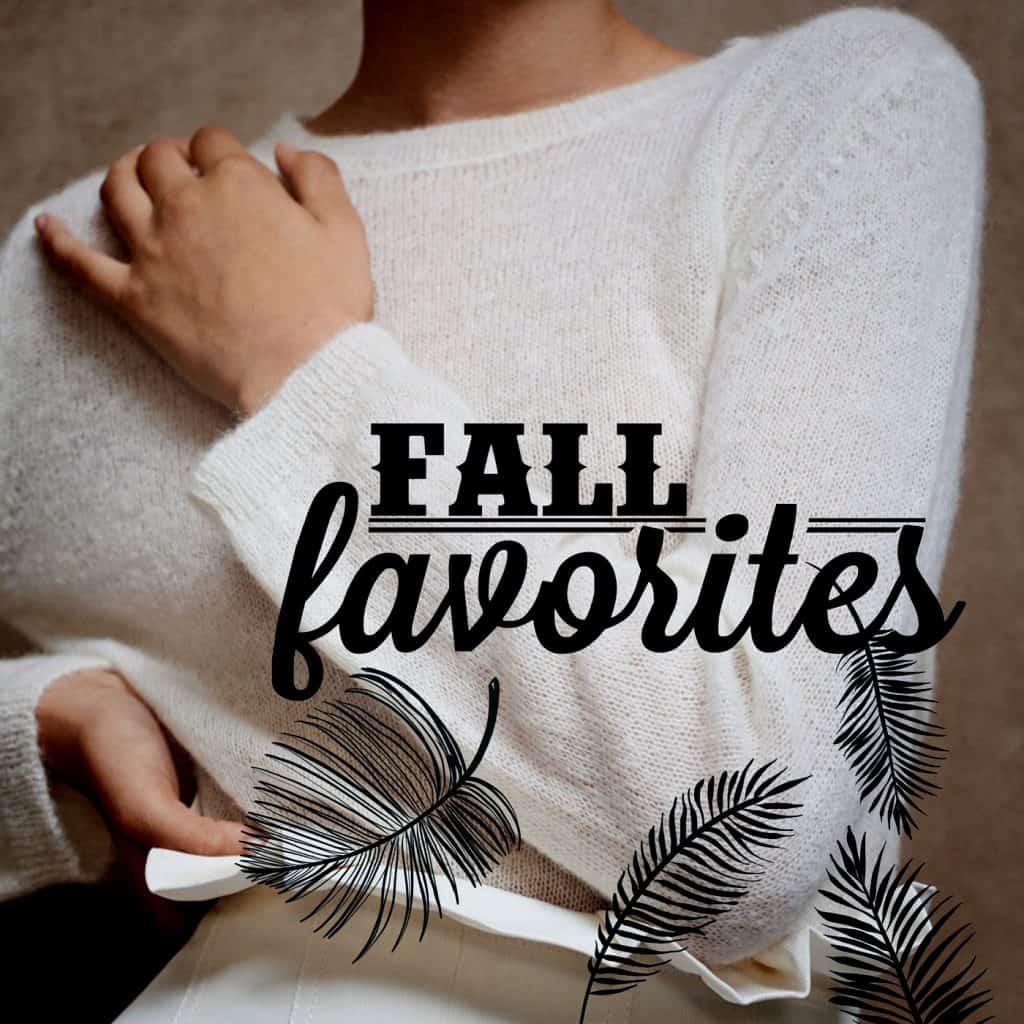 Schöne Pullover für den Herbst
