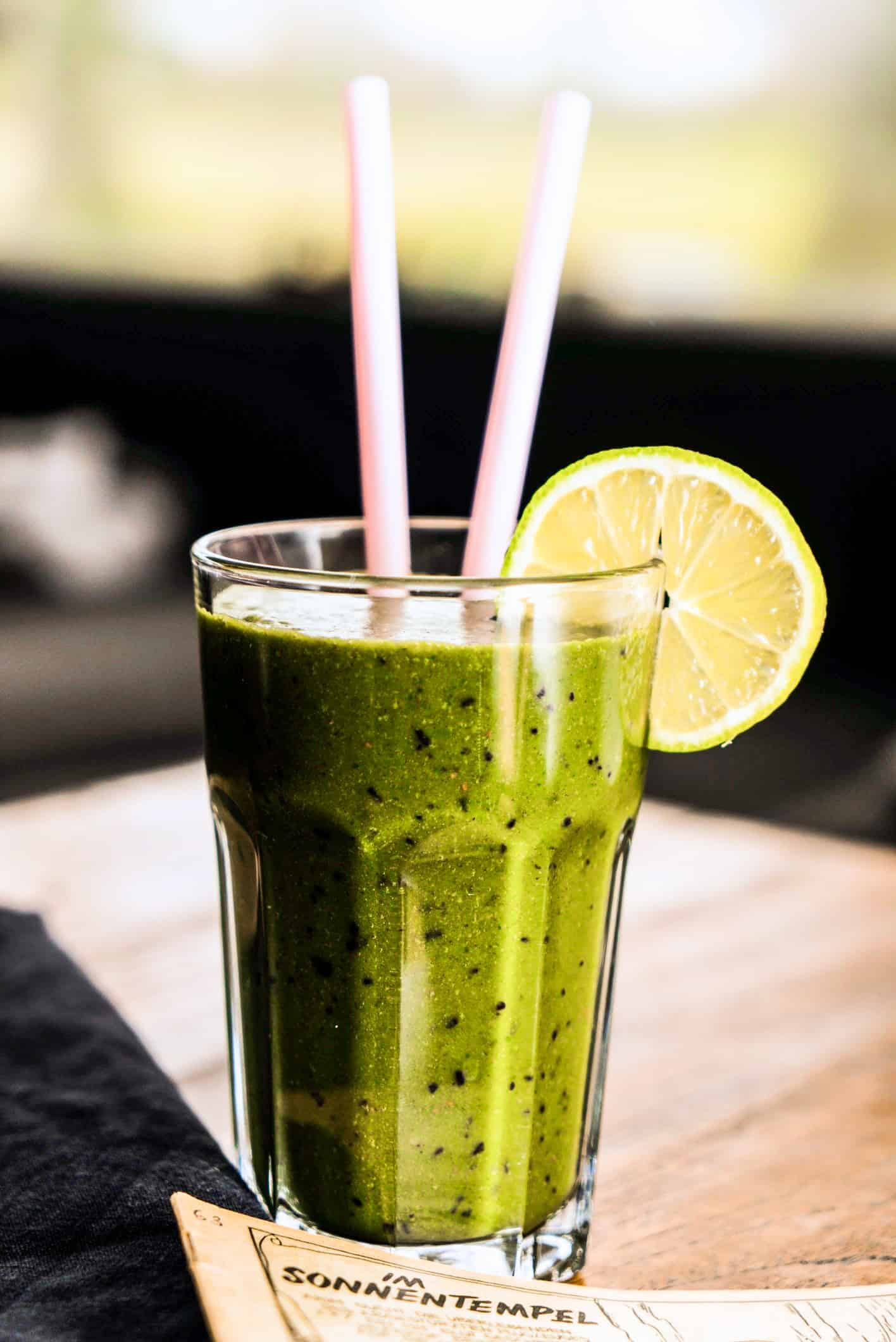hangover smoothie
