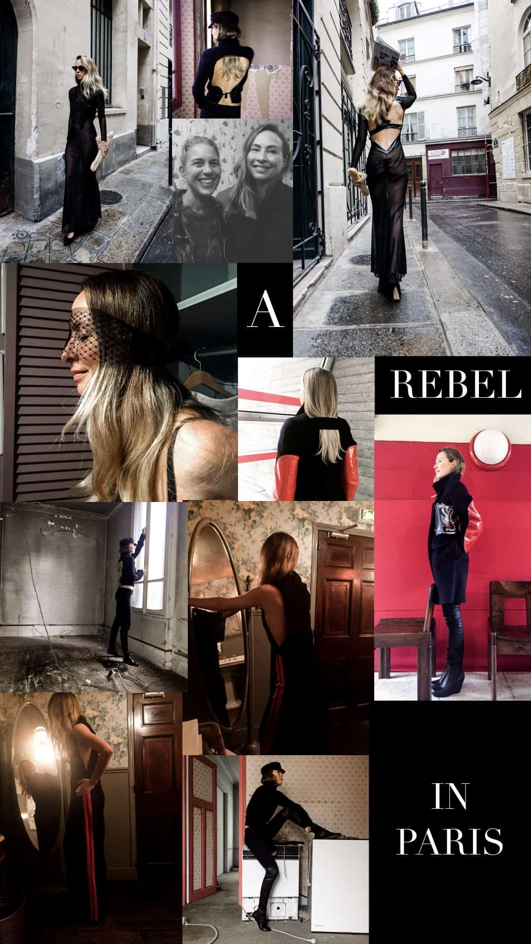 Paris meine styles