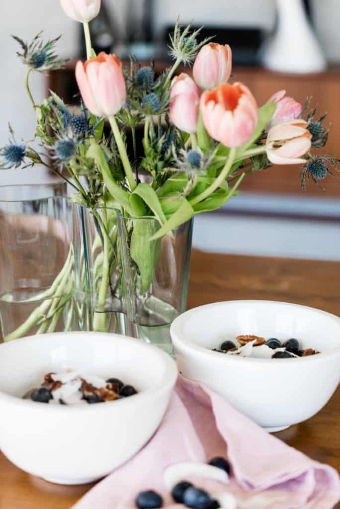 Vanilla Matcha Breakfast Bowl