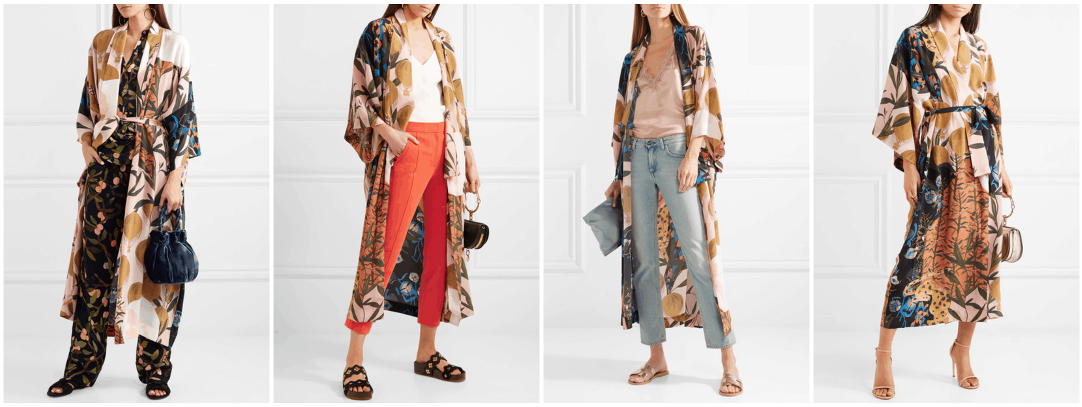 Trend Kimono