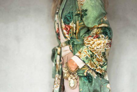 kimono trend