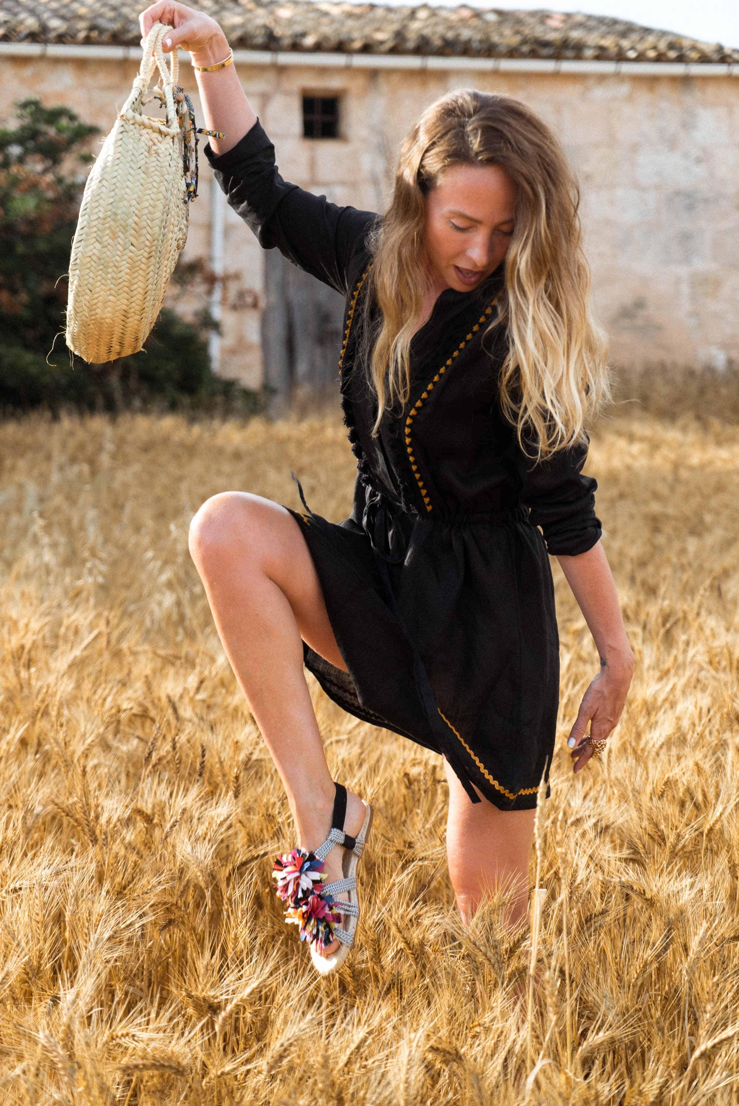 Leinentunika Nicki Nowicki Ü40 Blogger 40+