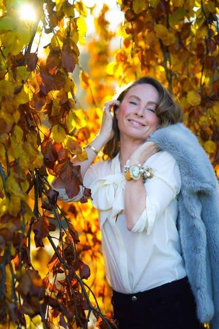 Gesichtsöl Nicki Nowicki ü40 Blogger 40+ Tulsi Booster Clarifying Day Oil Sublime Skin Hormon Aging