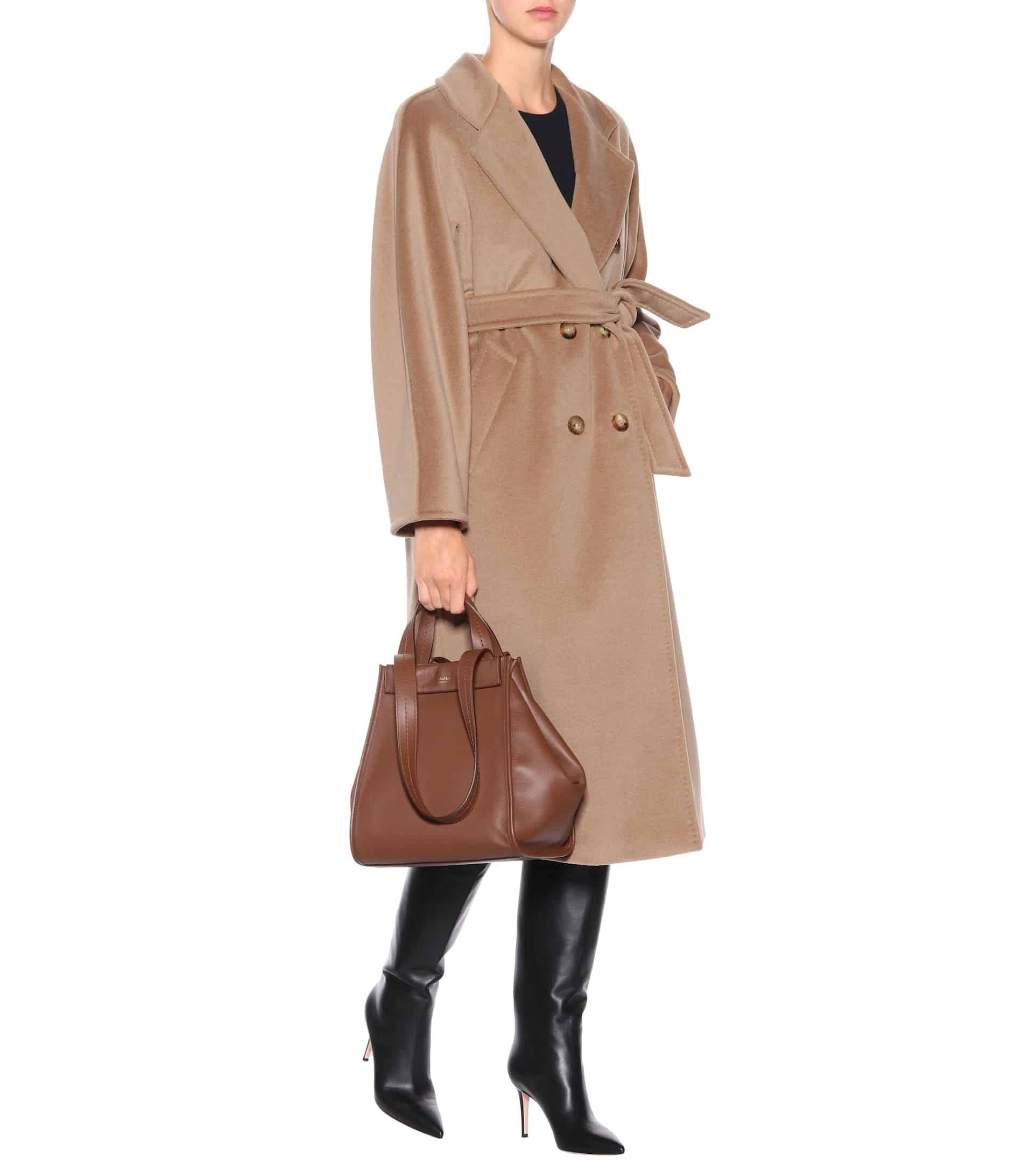 mantel trends max mara