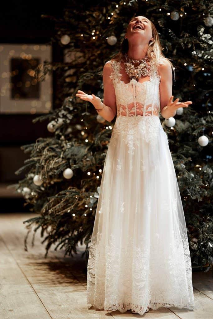 couture kleid ophelia blaimer