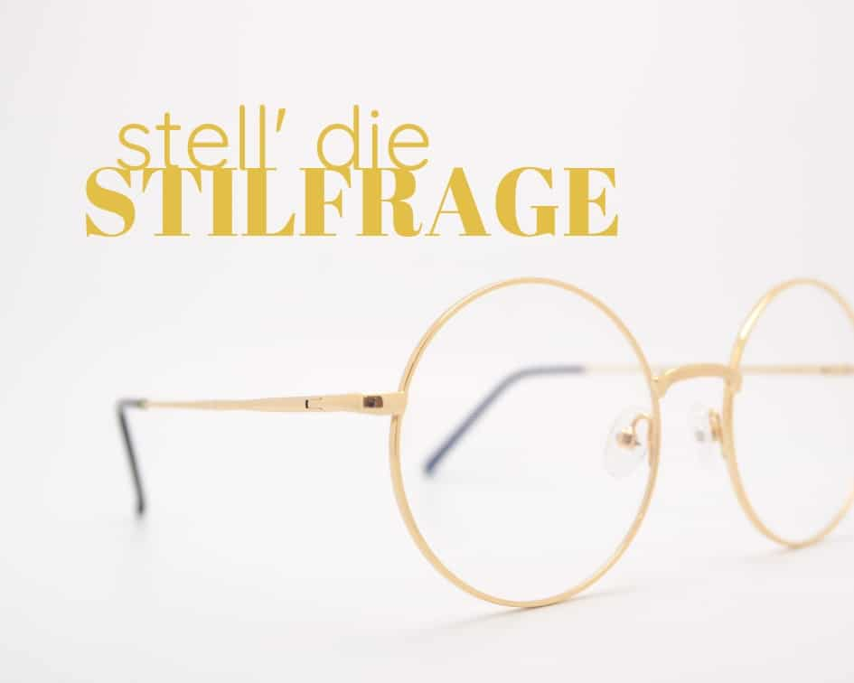 welche brille steht mir