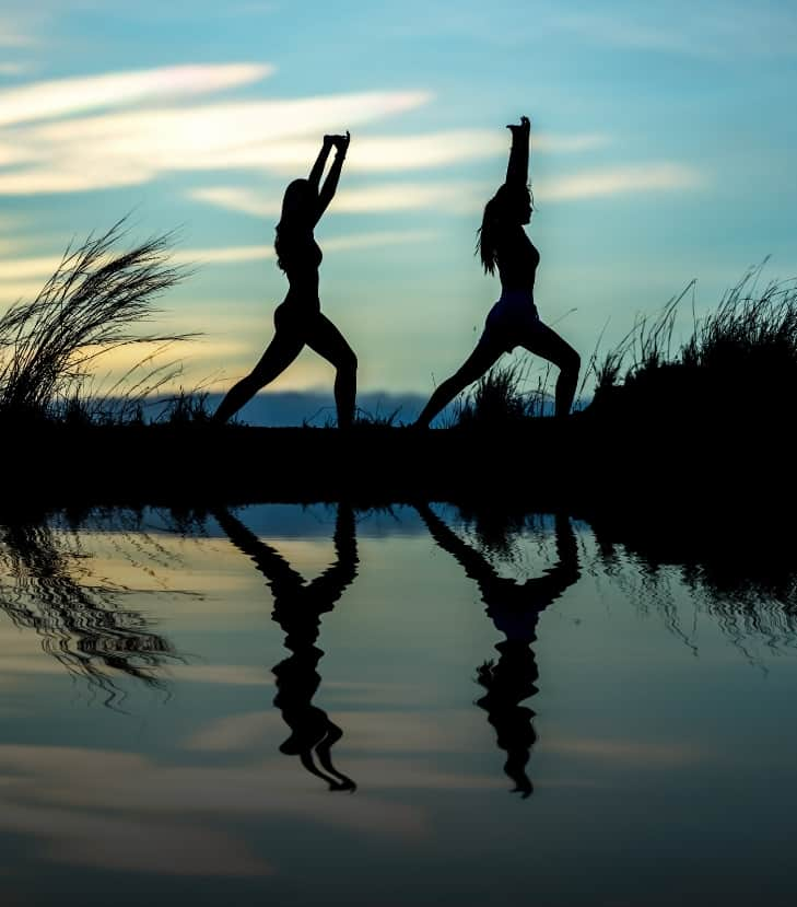 Detox Yoga Übungen