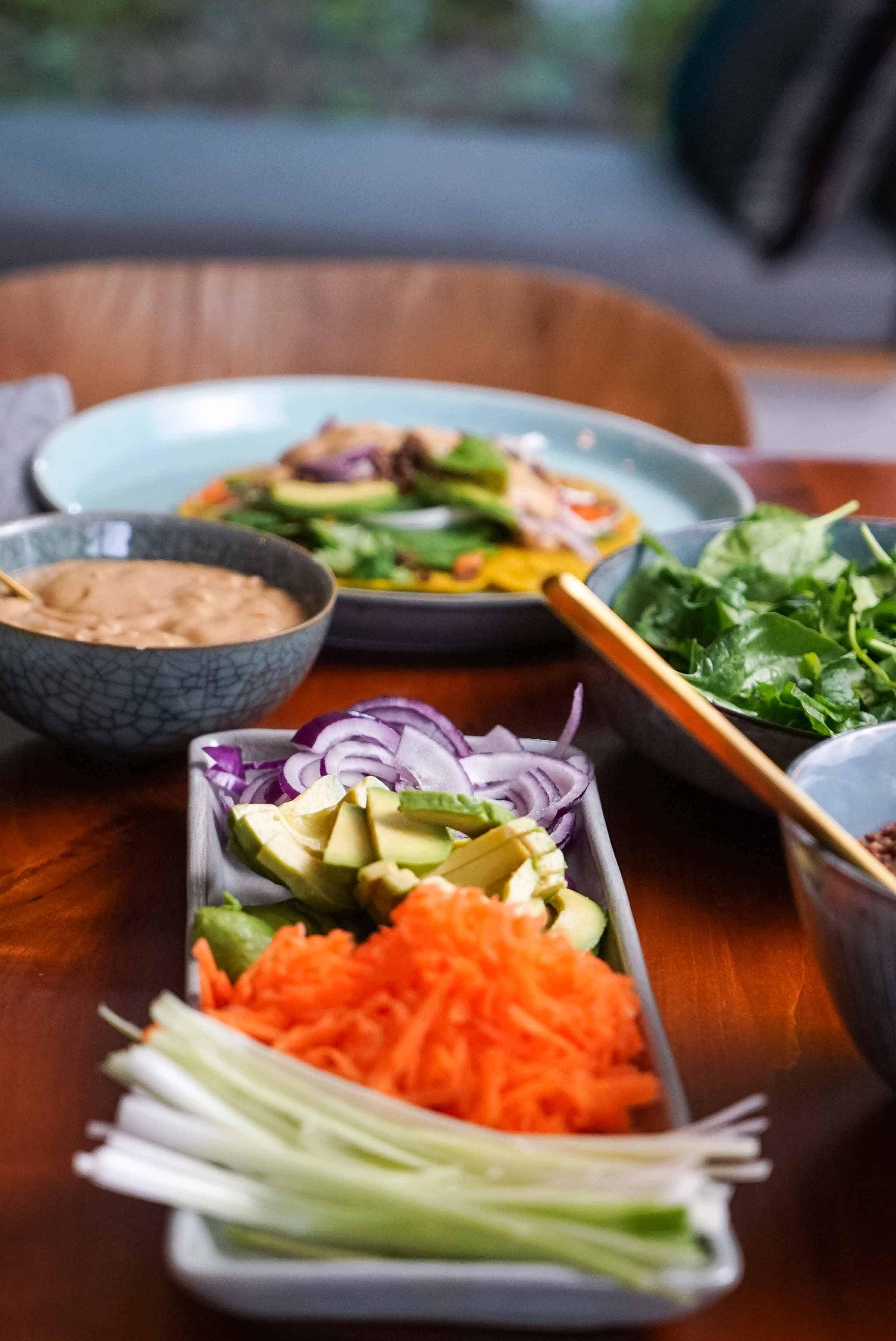 Köstliches Rezept für Vietnamesische Sommerrollen