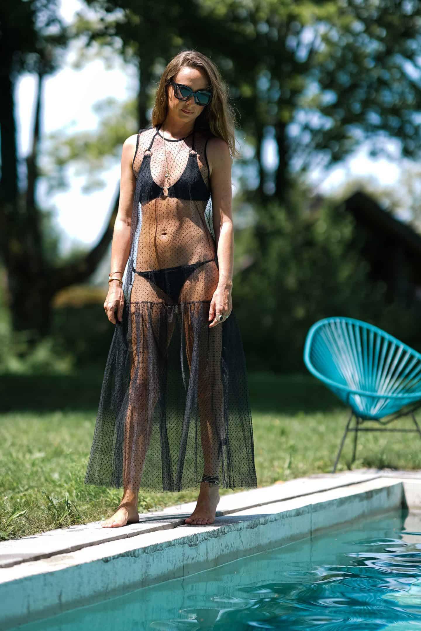 Bloggerin Nicki Nowicki mit 49 Jahren