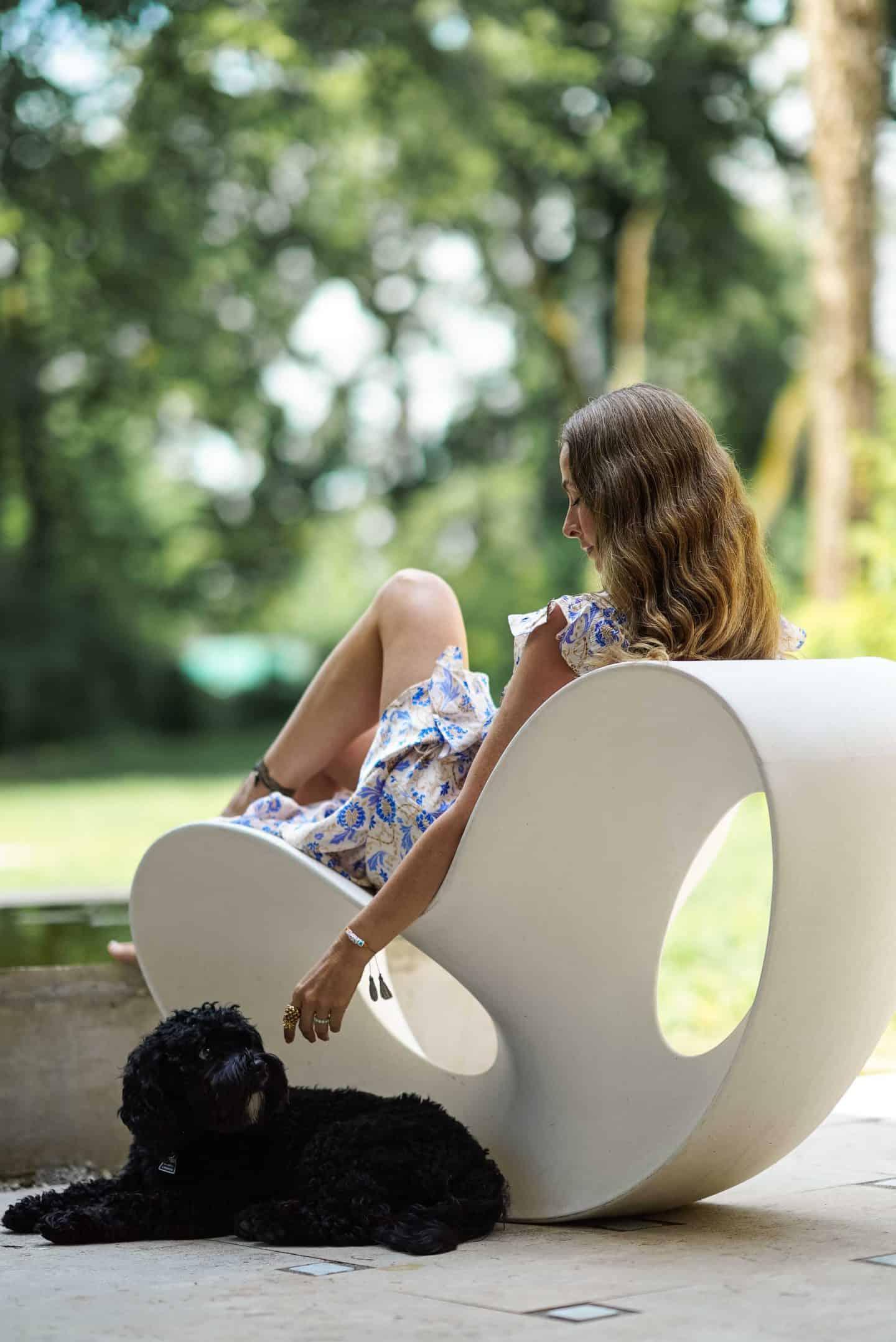 Zuhause bei der Ü40 Bloggerin Nicki Nowicki am Ammersee
