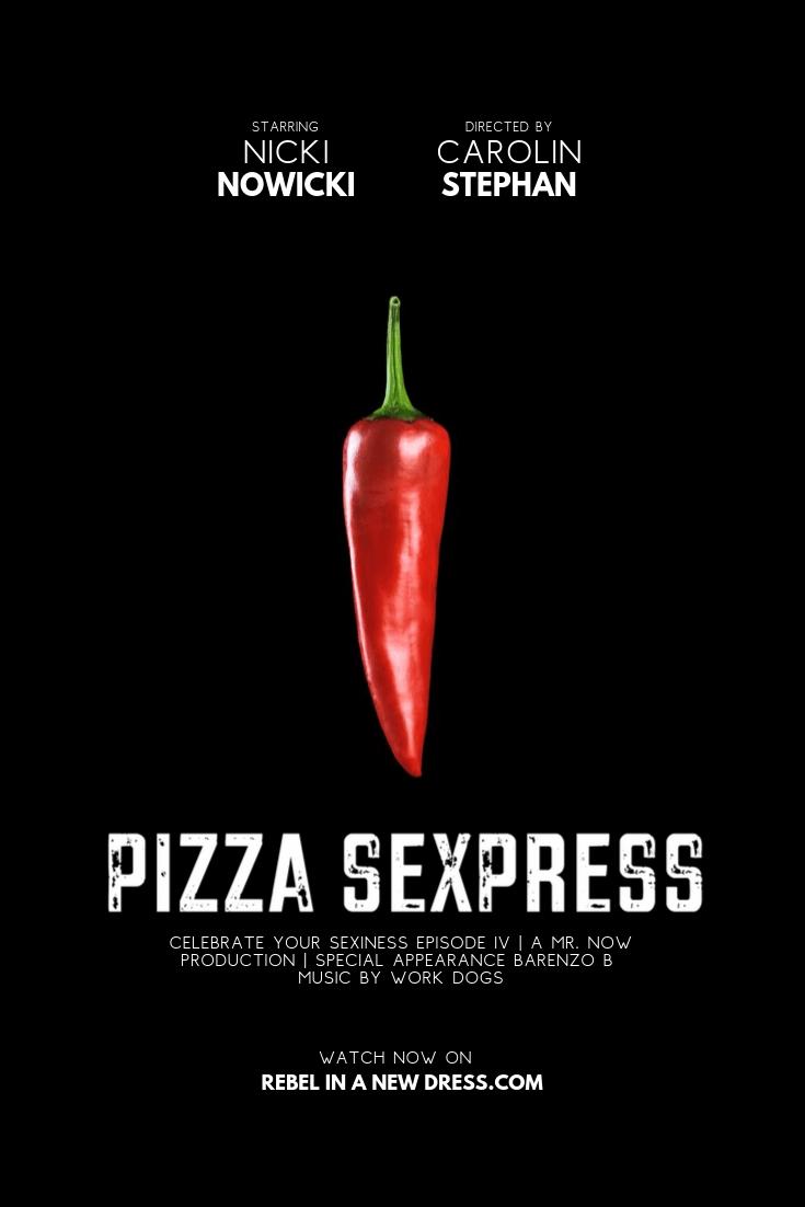 pizza sexpress erotisch kochen