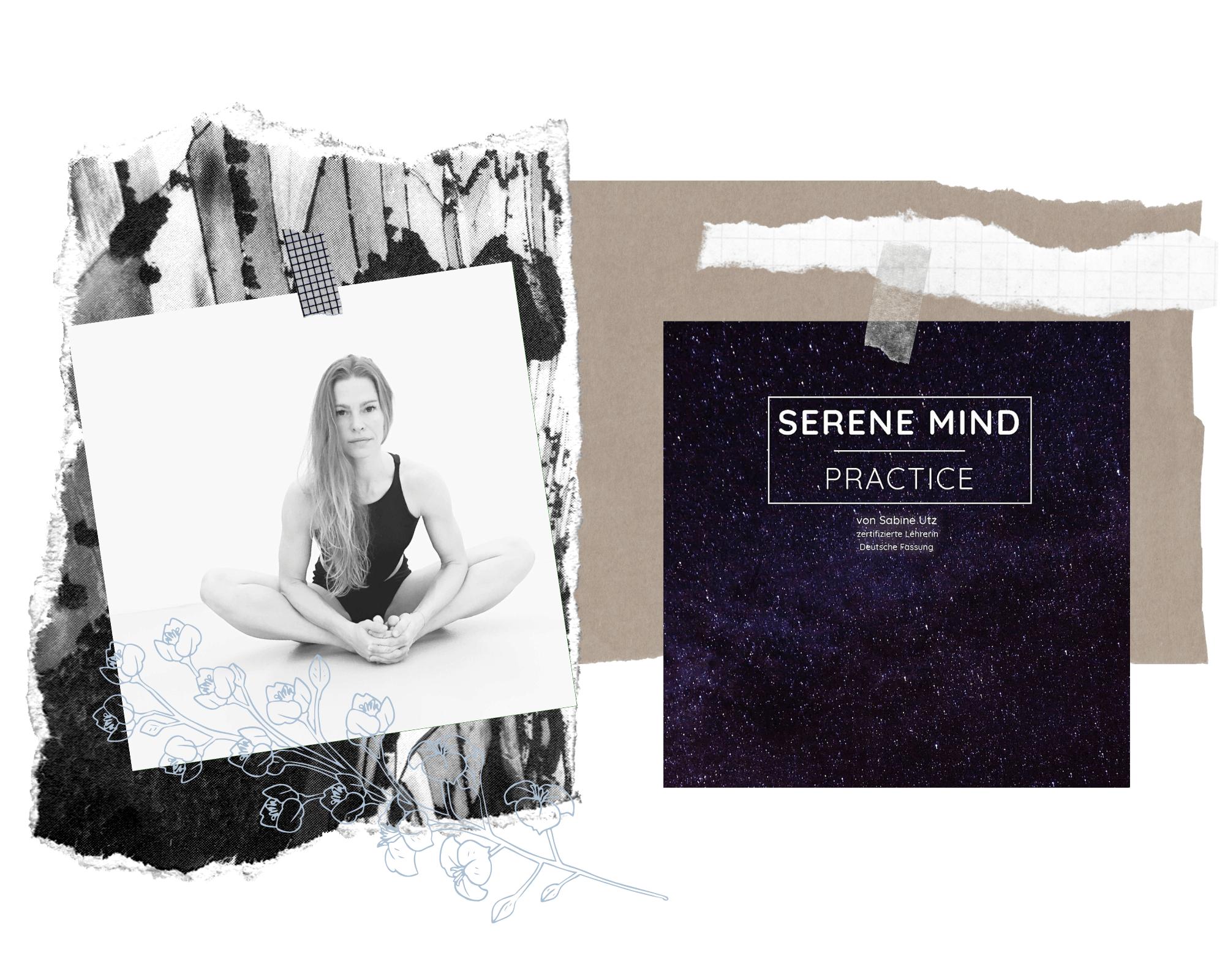 Serine Mind Meditation Sabine Utz