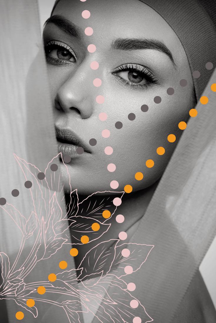 Die Augenbrauen richtig schminken mit 4 einfachen Schritten