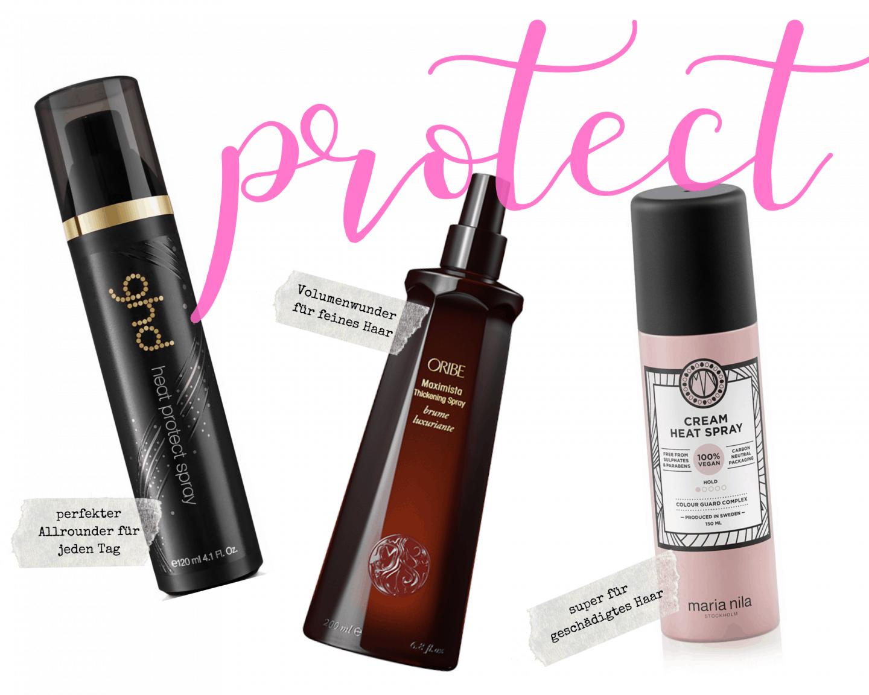 Die besten Styling Produkte für gesundes und glänzendes Haar
