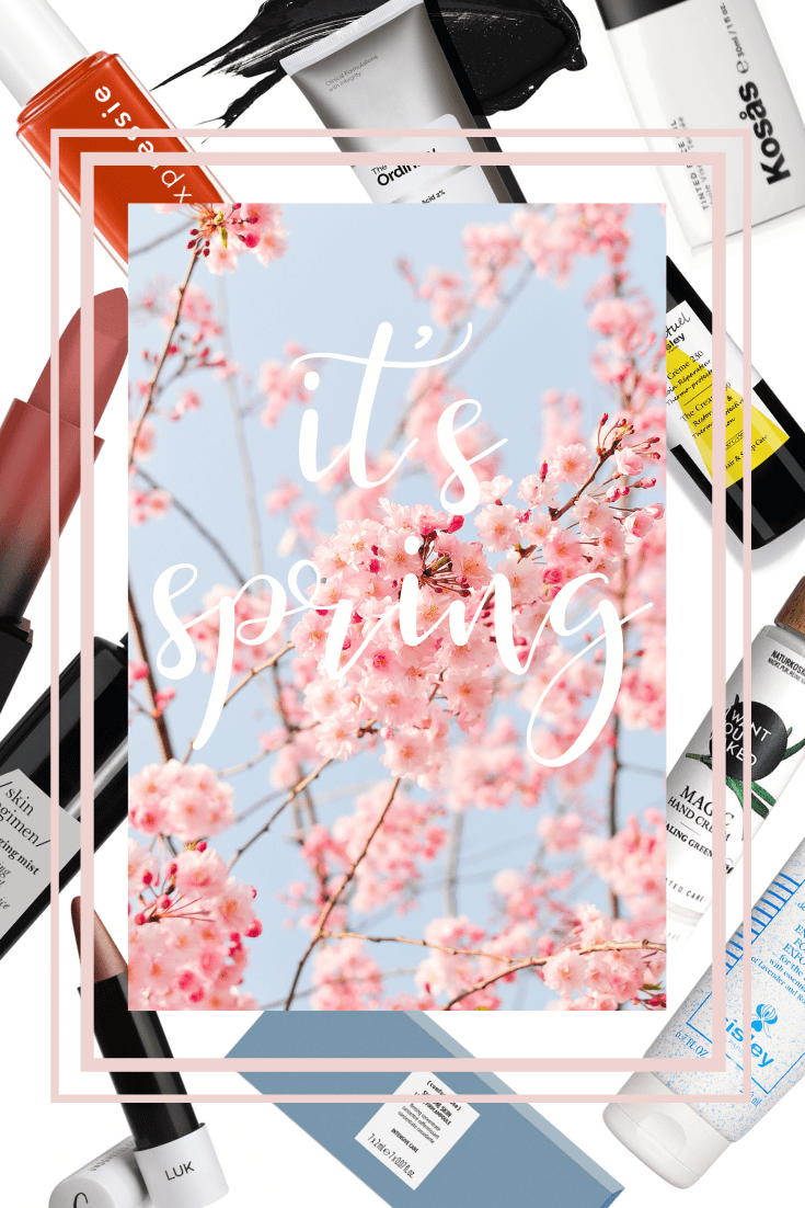 Beauty Lieblinge im Frühling